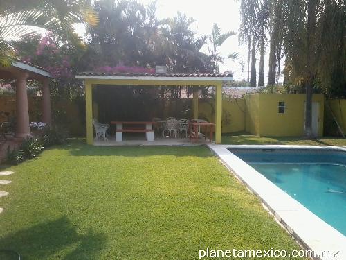 renta y venta de casas y jardines para eventos en jiutepec