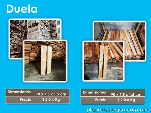 Duela de madera en jiutepec - Duelas de madera ...