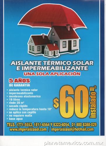 Pintura aislante termica interior good aislar caja - Pintura aislante termica interior ...