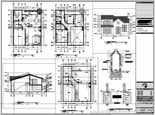 proyecto arquitect nico planos de permiso proyecto