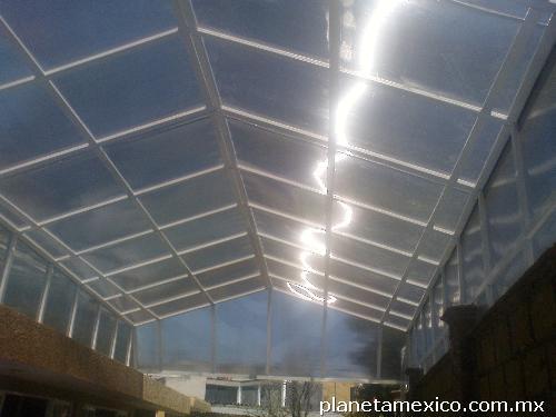Fotos de arcotechos techos en forma de arco en toluca for Techos con formas