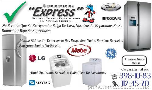 Servicio T 233 Cnico De Refrigeraci 243 N En Cuautla Tel 233 Fono