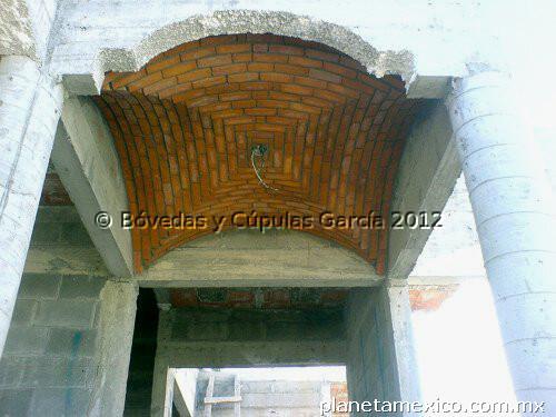 Fotos De Cupulas Y Bovedas De Ladrillo Castillo Cabrera San Pedro