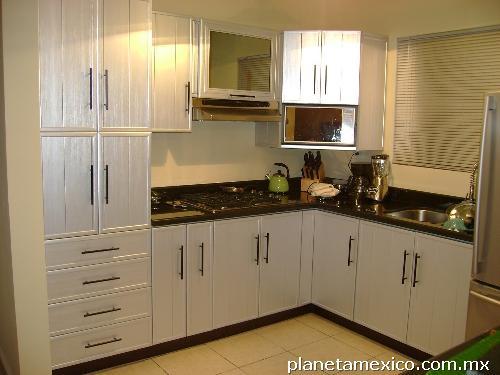 Fabrica de cocinas integrales cocinas peque as con islas for Como disenar una cocina integral pequena