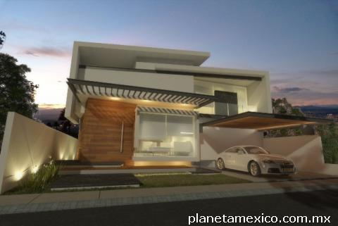 Construcci n de casas minimalistas en quer taro en for Construcciones minimalistas
