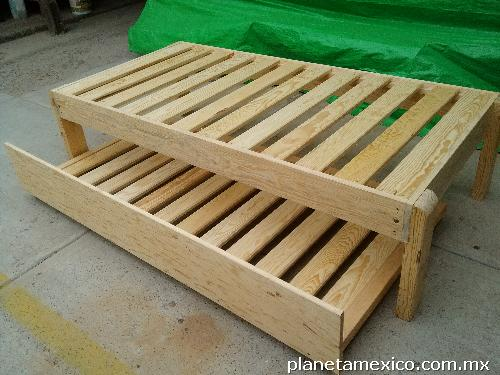 Bases para cama de primera calidad en guasave tel fono - Bases de camas de madera ...