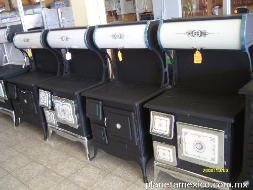 Estufas calentones y chimenas de le 241 a 4 hermanos en chihuahua capital