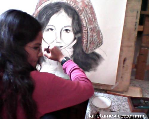 Clases de arte para adolescentes en