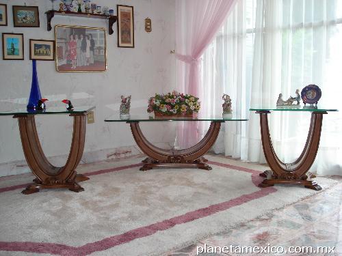 F brica de muebles finos de madera en gustavo a madero for Comedores finos