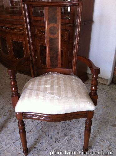 Fotos de f brica de muebles finos de madera en gustavo a for Fabrica de muebles de madera
