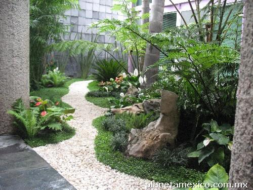 Fotos de jardines incre bles en tonala - Jardines increibles ...