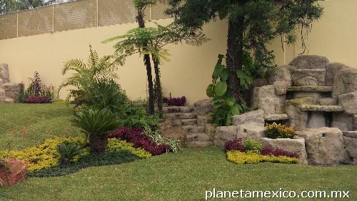 Jardines incre bles en tonala tel fono - Jardines increibles ...