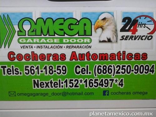 Puertas el ctricas en mexicali tel fono for Precio de puertas electricas