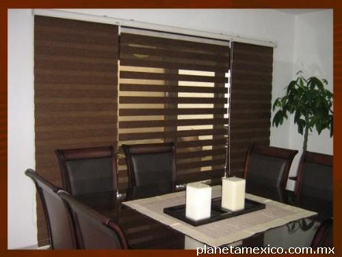 Venta de persianas madera verticales d o enrollables - Persianas madera enrollables ...