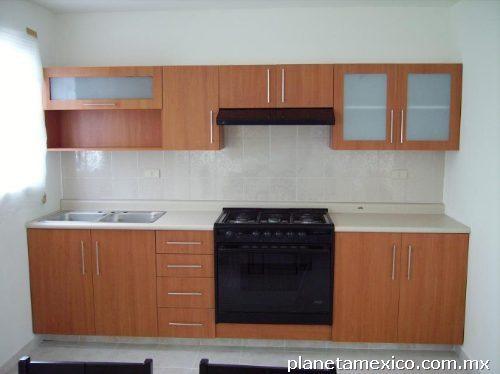 Fabricante de cocinas integrales y closets en tec mac for Cocinas modulares economicas