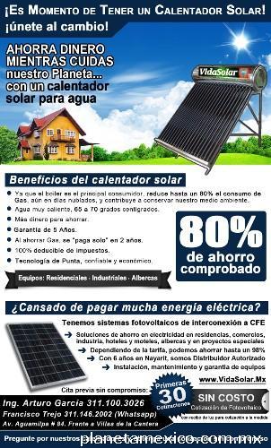Calentadores Solares En Tepic Airea Condicionado