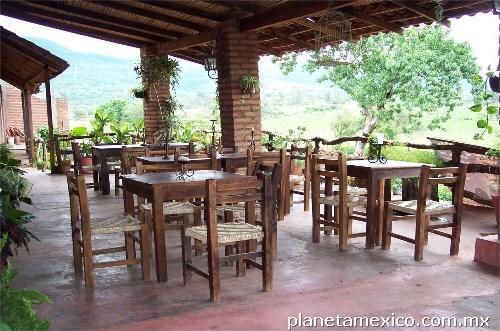 Fotos de restaurant 39 la casona 39 de ixtl n del r o nayarit - La casona del jardin ...