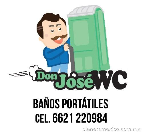 Fotos de don jos wc ba os port tiles en hermosillo for Albercas portatiles en hermosillo