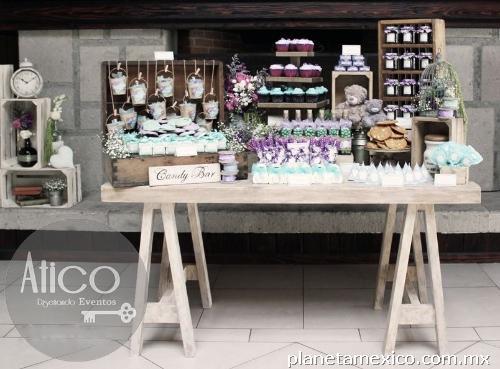 Fotos de renta mesa de dulces para tu fiesta o evento - Mobiliario de un bar ...