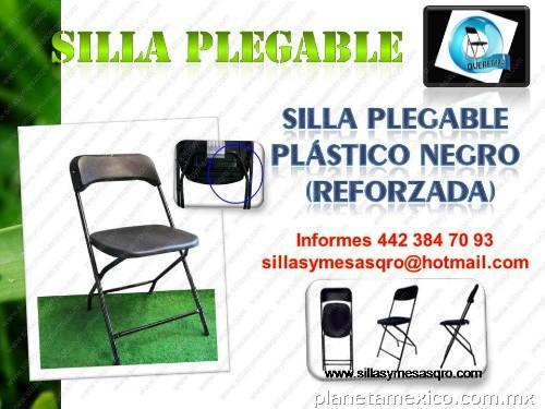 Fotos de sillas y mesas plegables en juventino rosas for Sillas y mesas plegables
