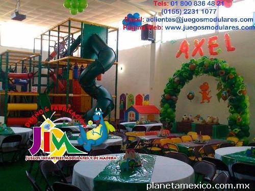 juegos para salones de fiestas juegos infantiles juegos modulares para y franquicias en iztapalapa