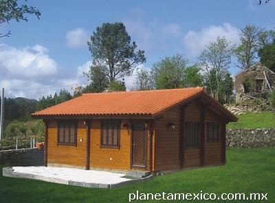 Fotos de caba as de madera en monterrey - Cabanas de madera los pinos ...