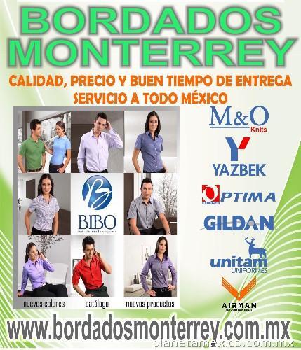 f76c9783b906f Bordados Monterrey en San Nicolás de los Garza  teléfono y dirección