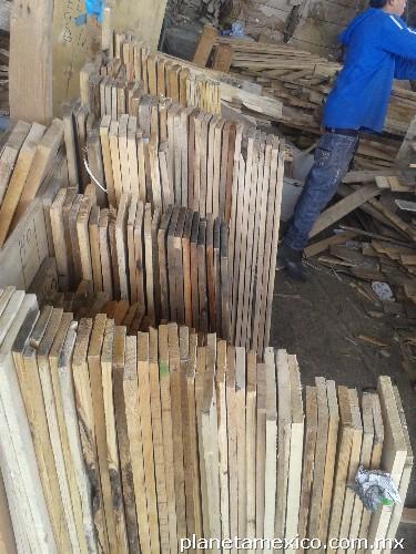 Venta de madera reciclada