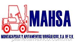 Montacargas y aditamentos hidr ulicos en hermosillo for Refaccionarias en hermosillo