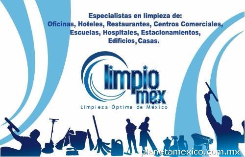 empresa mantenimiento limpieza mexico: