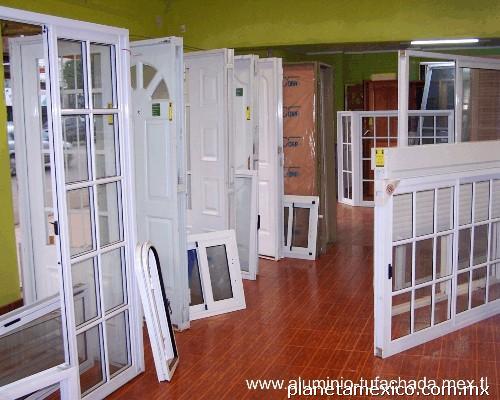 Ventanas y puertas de aluminio en tlalnepantla de baz for Colores de aluminio para ventanas en mexico