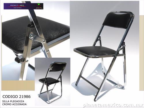 Renta de sillas plegables en coyoacan for Sillas empresariales
