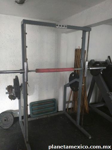 Venta de gimnasio precio a tratar en tlahuac for Precio gimnasio
