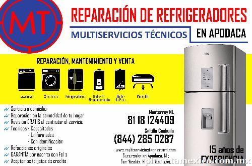 Reparación De Refrigeradores En Apodaca - photo#32
