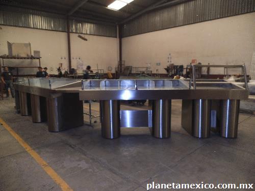 Cocinas de acero inoxidable en tonala tel fono direcci n for Ver cocinas industriales