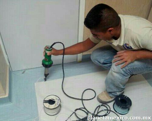 Colocaci n y mantenimiento de pisos conductivos en hospitales y laboratorios en gustavo a madero - Piso on durango telefono ...