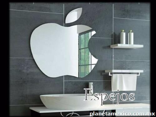 Fotos de espejos decorados y canceles para ba o en monterrey for Espejos decorados para banos