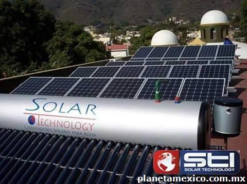 Calentadores Solares Sti En Tepic Tel 233 Fono Direcci 243 N Y