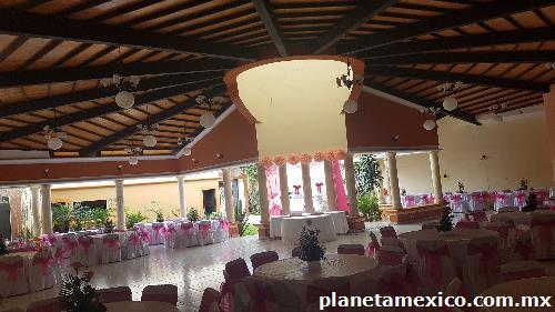 Salón Terraza Canto Del Sol En Uruapan Teléfono