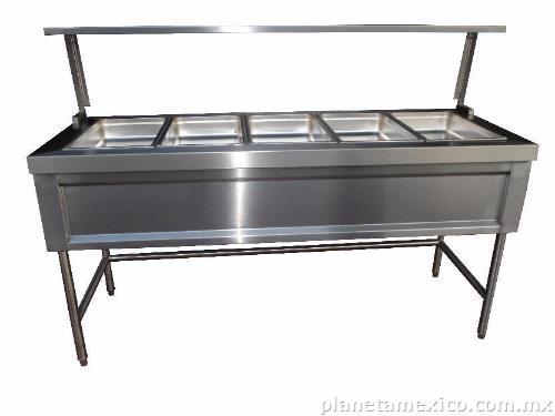 Muebles de acero inoxidable en hermosillo for Muebles de acero inoxidable