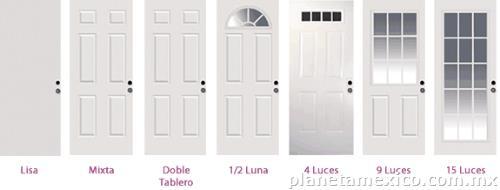 Puertas multipanel mdf marcos y ventanas aluminio en for Ventanas de aluminio en monterrey
