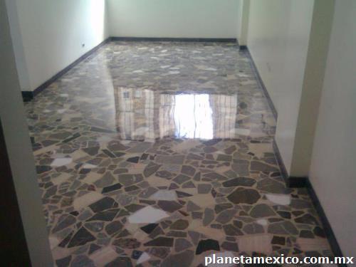 Pulidos de pisos en guadalajara tel fono for Decoracion piso terrazo